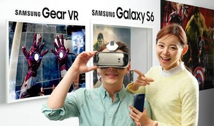 삼성전자, 갤럭시S6용 `삼성 기어 VR` 출시