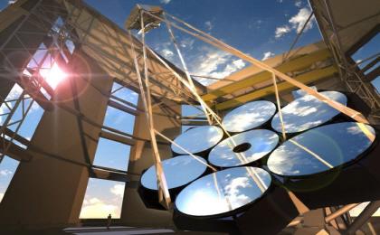 세계 최대 거대마젤란망원경 건설 시작