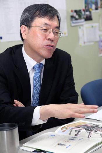 김긍구 한국원자력연구원 SMART개발부장