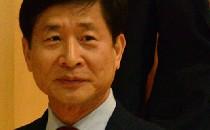 [제일모직 주주총회]주주총회장 입장하는 윤주화·김봉영 사장