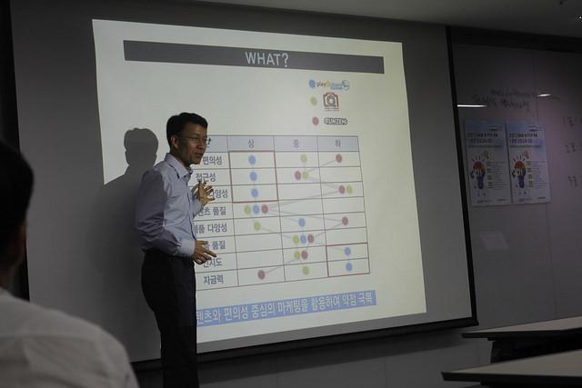 사진 : 박용호 멘토(서울창조경제혁신센터 센터장)