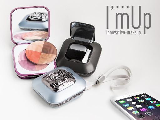 [별별신제품] 아름다움과 스마트폰을 함께 충전하세요 '아임업'