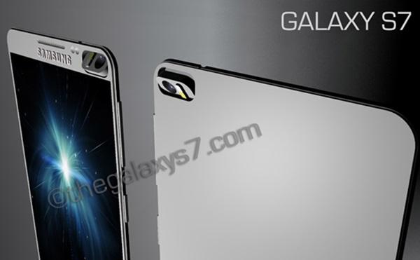 삼성전자가 차기 전략 스마트폰 '갤럭시S7' 발표 시점을 내년 1월로 확정했다. 이전 갤럭시 시리즈 첫 공개시점과 비교하면 한 달 이상 앞당겨졌다. 새해 첫 포문을 여는 플래그십 스마트폰 브랜드로 각인시켜 최근 시작된 아이폰 신작 효과를 차단하겠다는 계산이다. 사진.갤럭시S7.컴