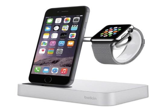 벨킨, '애플워치+아이폰 통합 충전 독' 발표