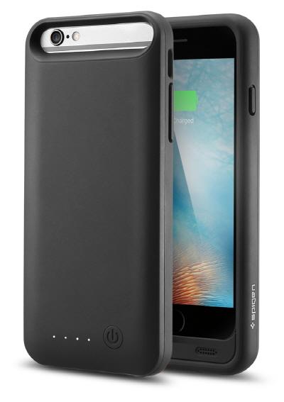 슈피겐, 아이폰6·6S 배터리케이스 '볼트팩' 출시
