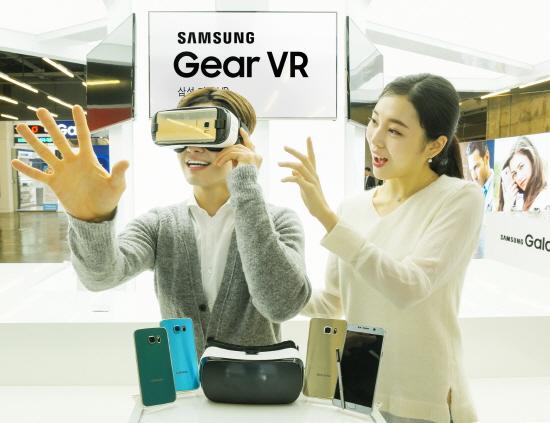 삼성 프리미엄 갤럭시용 '기어VR' 출시, 가격 12만9800원