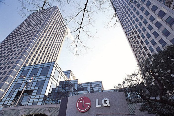 LG Group's company building