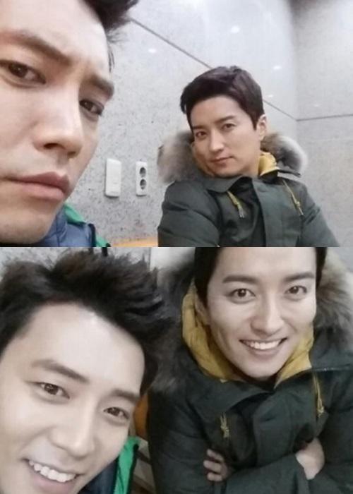 화려한유혹 출처:/주상욱 SNS