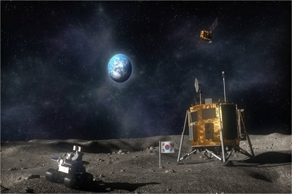 South Korean Government to Start Moon Exploration Project on Full-Scale in 2016
