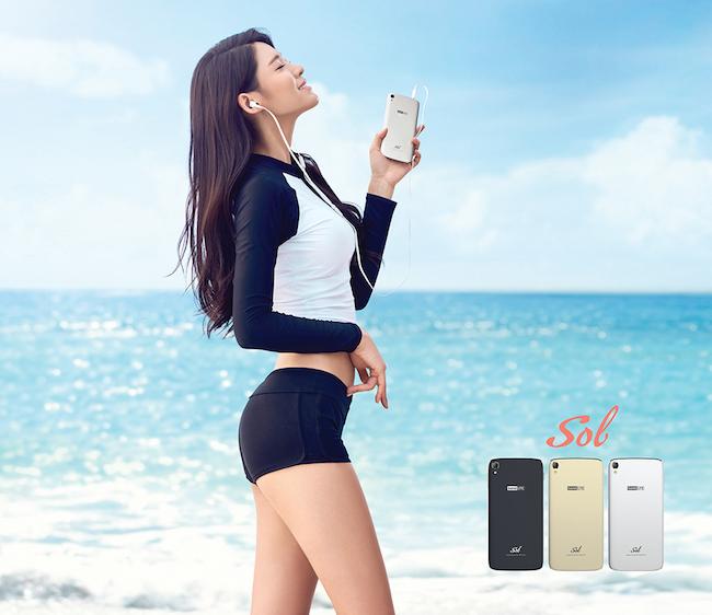 연초부터 보급형 스마트폰 신제품 출시가 줄을 잇고 있다.