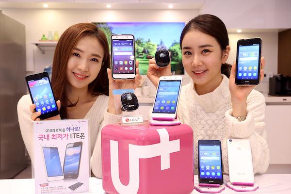 LG유플러스의 화웨이 Y6가 최근 2만대 판매량을 돌파하며 순항 중이다.