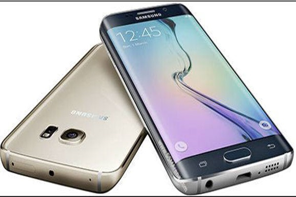 Samsung Electronics' Galaxy S6 Edge