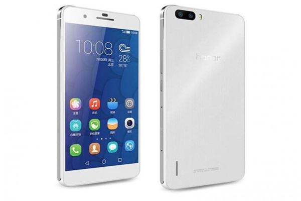 Huawei's Honor 6 Plus that has dual rear camera
