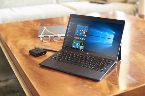 델, 4K UHD 노트북 'XPS 12 투인원' 출시