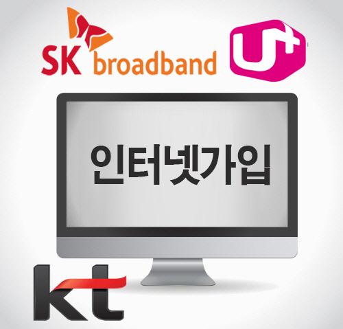 KT·SK·LG 인터넷가입, 비교사이트 이용이 소비자에게 유리해