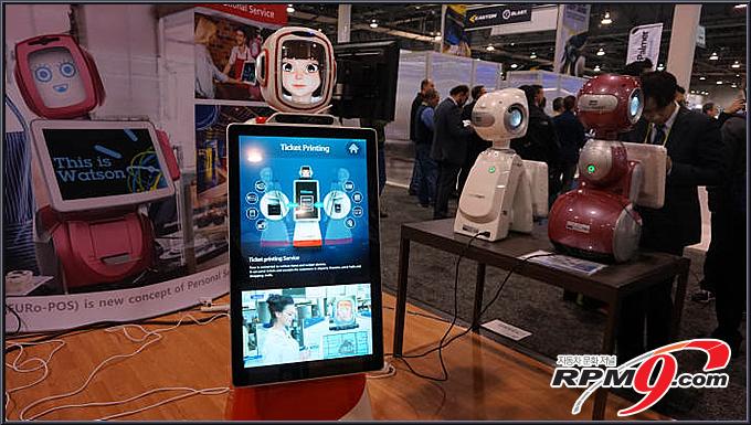 지능형 로봇은 제조, 의료, 교육, 문화 등 다양한 분야와 융합해 새로운 서비스 시장을 창출할 전망이다.