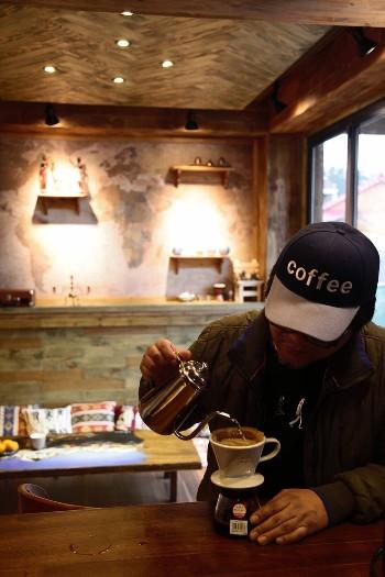 [커피여행자 이담의 커피 이야기 ]첫 번째 '인생의 커피',  과테말라 안티구아
