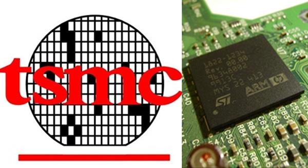 타이완 TSMC가 아이폰8용 A12칩을 만들기 위해 영국ARM과 7나노미터 공정기술협력에 나선다.