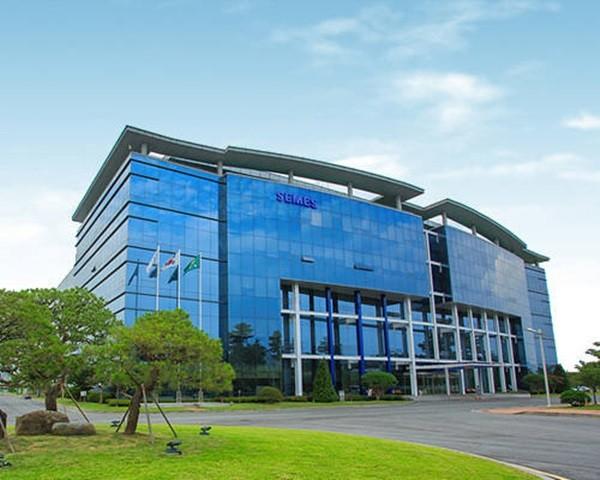 Panoramic view of SEMES Headquarters in Cheonan