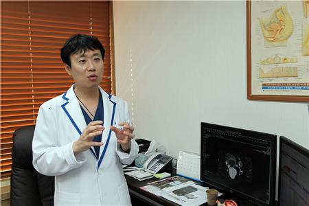 대만 중산의대 의료진, 이지스여성의원서 하이푸 시술 견학