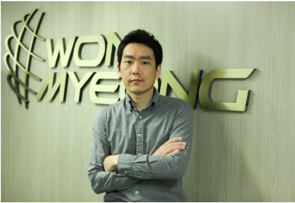 CEO of FUNNYLOVE, Won Myeong-Ho.