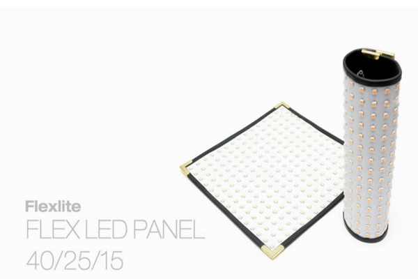 Flexible LED light that is developed by Aladdin Lights