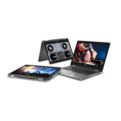 17인치 노트북이 포함된 델의 인스피론 7000 투인원 시리즈,
