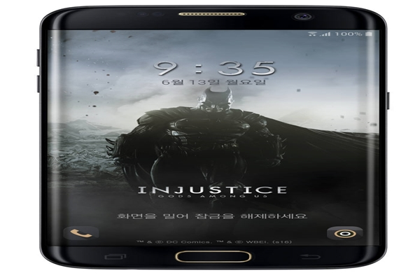 Samsung Electronics to Sell Limited Edition of Galaxy S7 Edge Injustice Edition on the 13th