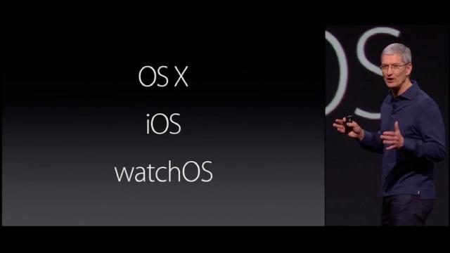 WWDC 2016 예습, 애플 iOS1부터 iOS9까지 한눈에 보기