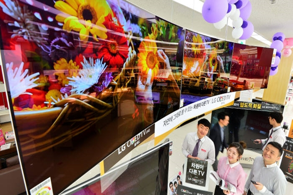 LG Display to Invest in both Large and Small OLEDs at the Same Time