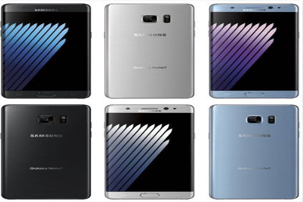 Samsung Electronics' Galaxy Note 7