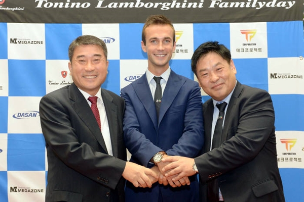 DASAN Networks to Introduce Premium Smartphones with Lamborghini
