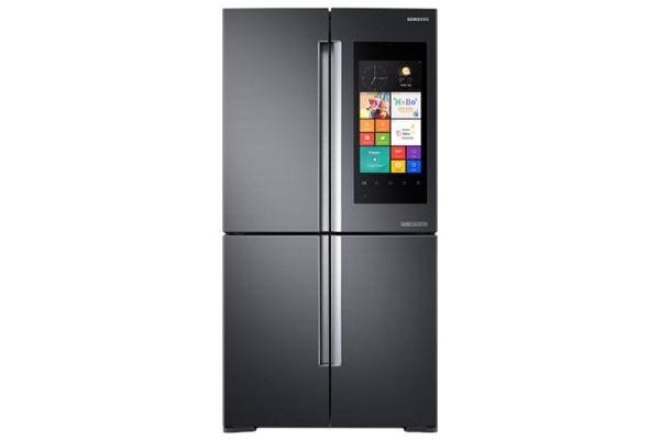 Samsung Electronics' refrigerator called 'Family Hub'
