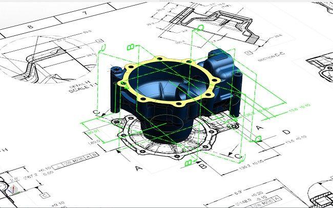 지멘스 PLM 소프트웨어의 CAD/CAM/CAE 통합 솔루션의 최신 버전인 NX 11.