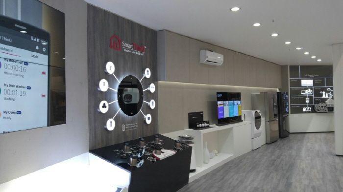 IFA 2016 LG 전자 스마트홈 전시