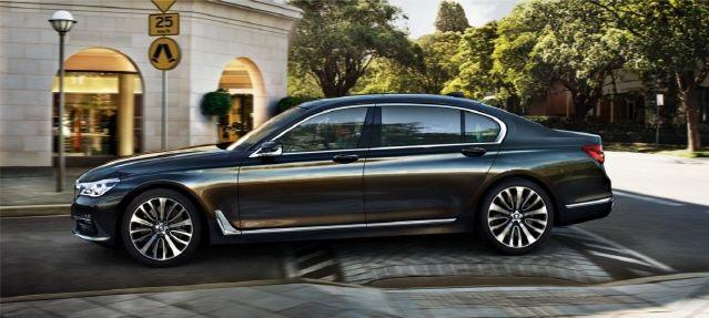 [임의택의 車車車] BMW가 최고인 이유, 740Li XDrive