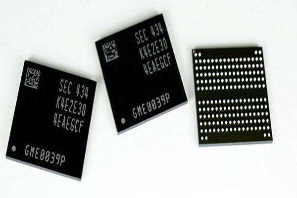 Samsung Electronics' 20-nano D-RAM