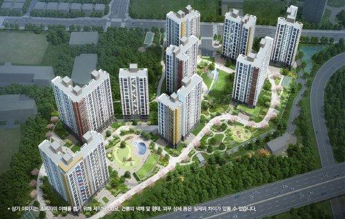포스코건설, 대전 관저4지구 '더샵 브랜드타운' 조성