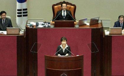 """""""최순실게이트 조사 먼저""""…동력 잃은 개헌"""