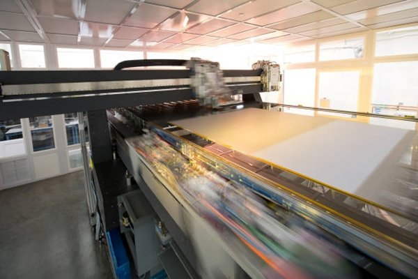 Kateeva's equipment for inkjet printing OLED (Picture = Kateeva)