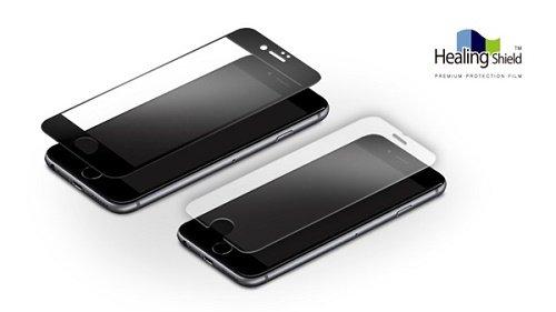 힐링쉴드, 아이폰7·7플러스 강화유리 3D풀커버 2.5D슬림형 출시