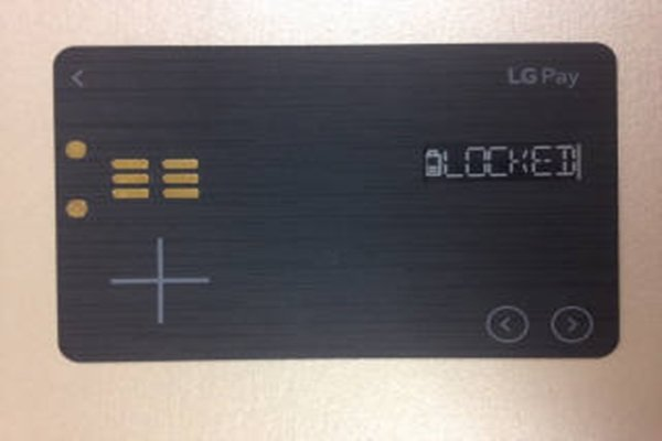 White Card that LG Electronics had been preparing.