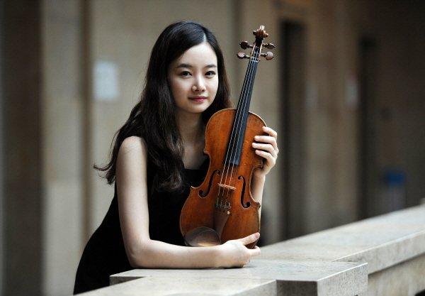 바이올리니스트 김봄소리. 사진=세종문화회관 제공