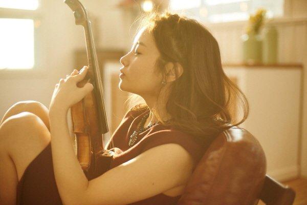 바이올리니스트 김봄소리. 사진=김봄소리 페이스북