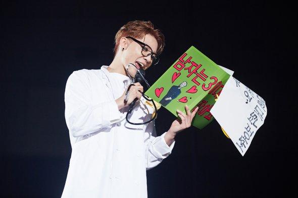 김준수, 연말 콘서트 추가 1회차도 2분 만에 전석 매진!