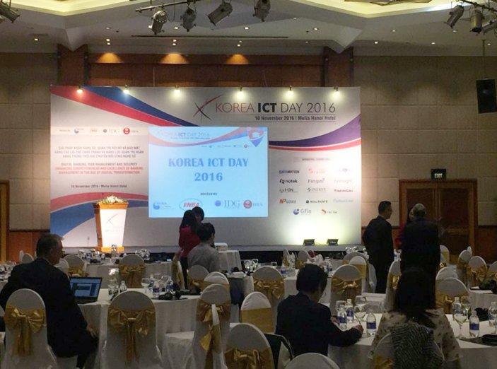 베트남에서 개최된 'Korea ICT Day 2016'
