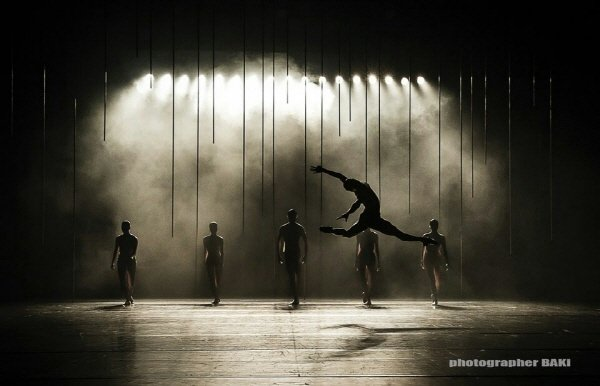 `트리스티스`(유장일발레단) 공연사진. 사진=한국무용협회, BAKI 제공