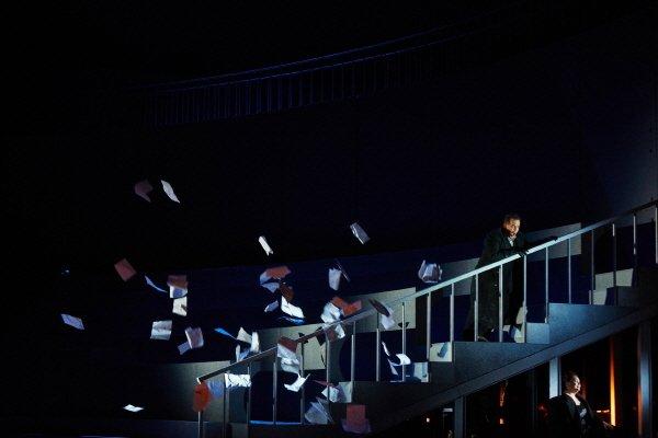 '로엔그린' 공연사진. 사진=국립오페라단 제공