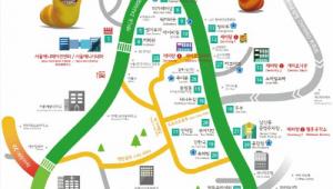 """SBA 서울애니메이션센터, """"올 겨울 데이트코스, 명동 '재미로'가 어떨까요?"""""""