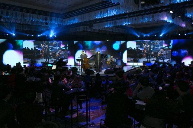 링컨 컨티넨탈 출시 기념 '링컨 재즈 나이트'에 관람객 호평